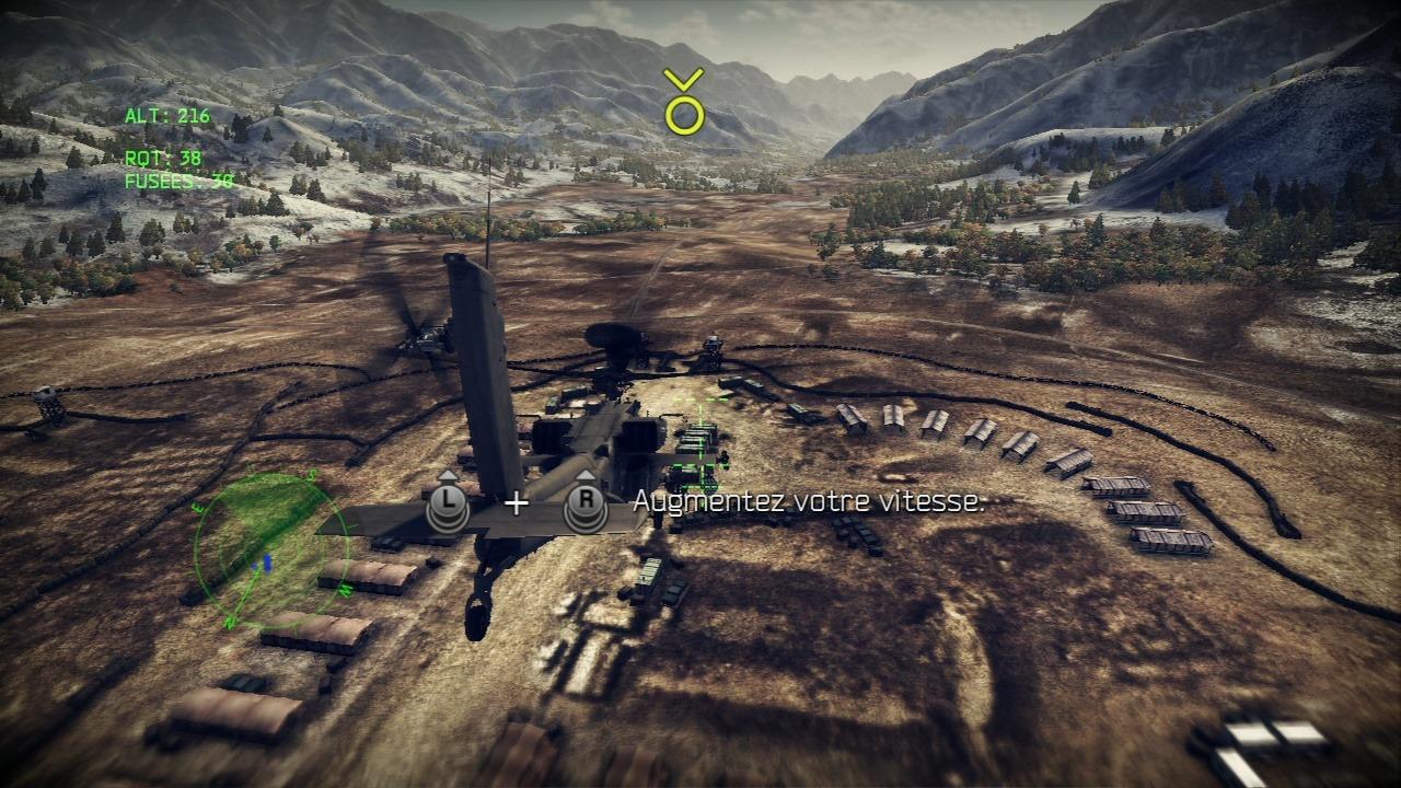 jeuxvideo.com Apache : Air Assault - PlayStation 3 Image 39 sur 95