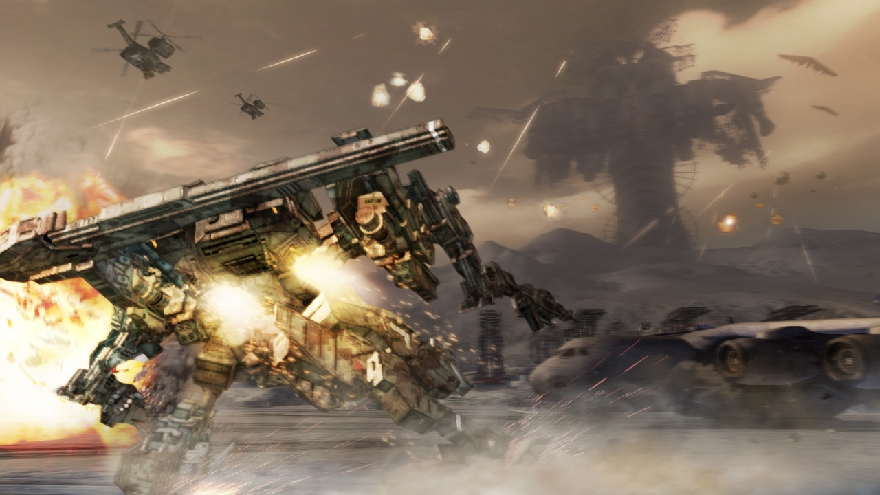 Images Armored Core : Verdict Day PlayStation 3 - 8