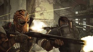 Images de Army of Two : Le Ca