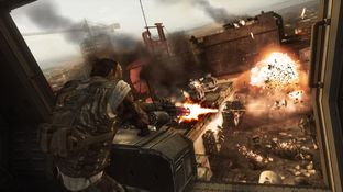 Aperçu Army of Two : Le Cartel du Diable PlayStation 3 - Screenshot 21
