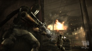 Aperçu Army of Two : Le Cartel du Diable PlayStation 3 - Screenshot 23