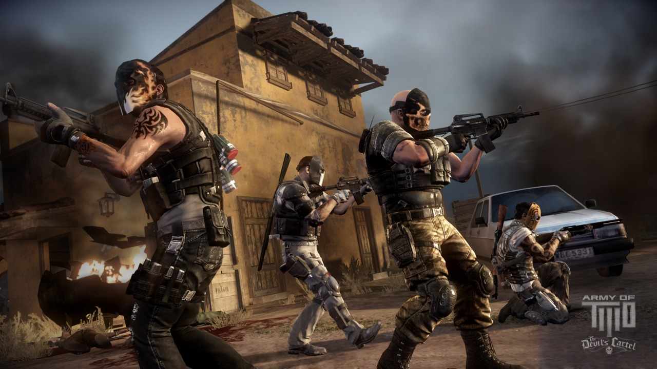 Images Army of Two : Le Cartel du Diable PlayStation 3 - 30
