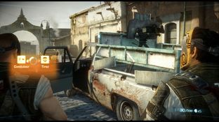 Test Army of Two : Le Cartel du Diable PlayStation 3 - Screenshot 39