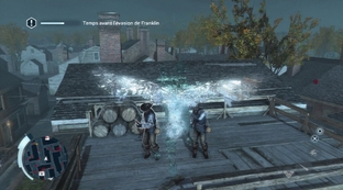 Test Assassin's Creed III : La Tyrannie du Roi Washington - Partie 2 - La Trahison PlayStation 3 - Screenshot 10
