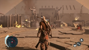 Test Assassin's Creed III : La Tyrannie du Roi Washington - Partie 3 - Redemption PlayStation 3 - Screenshot 1