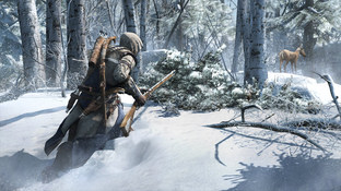 E3 2012 : Images d'Assassin's Creed III