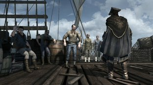 Test Assassin's Creed III PlayStation 3 - Screenshot 150
