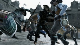 Test Assassin's Creed III PlayStation 3 - Screenshot 157