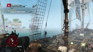 Assassin's Creed IV : Black Flag PS3 - Screenshot 260