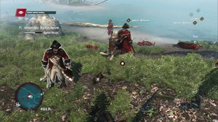 Assassin's Creed IV : Black Flag PS3 - Screenshot 261