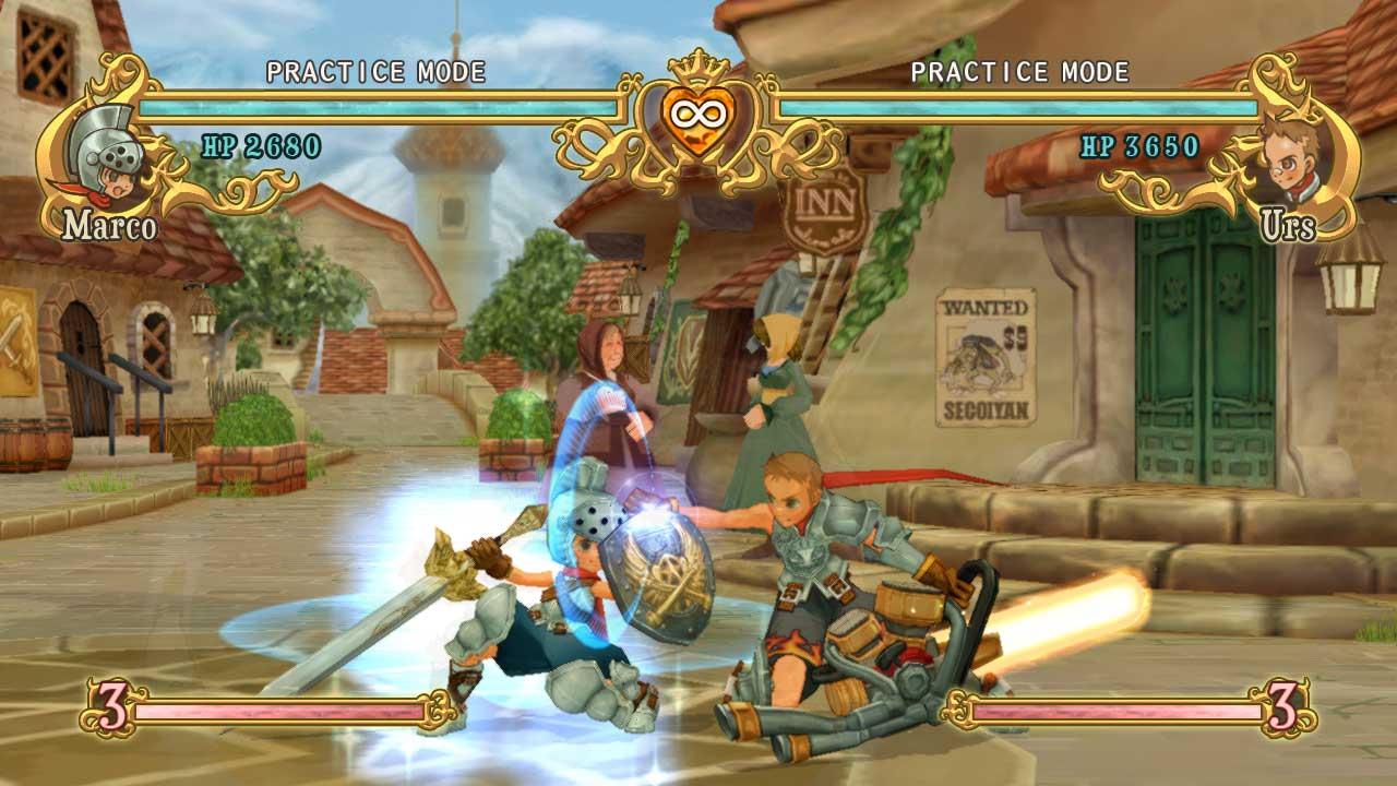 jeuxvideo.com Battle Fantasia - PlayStation 3 Image 4 sur 216