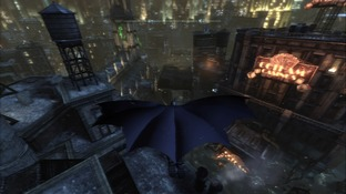 Test Batman Arkham City PlayStation 3 - Screenshot 117