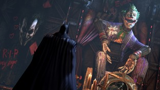 Le prochain DLC de Batman Arkham City en images