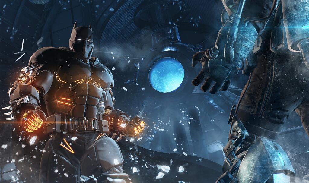 Download Batman Arkham Origins A Cold Cold Heart DLC PS3-DUPLEX
