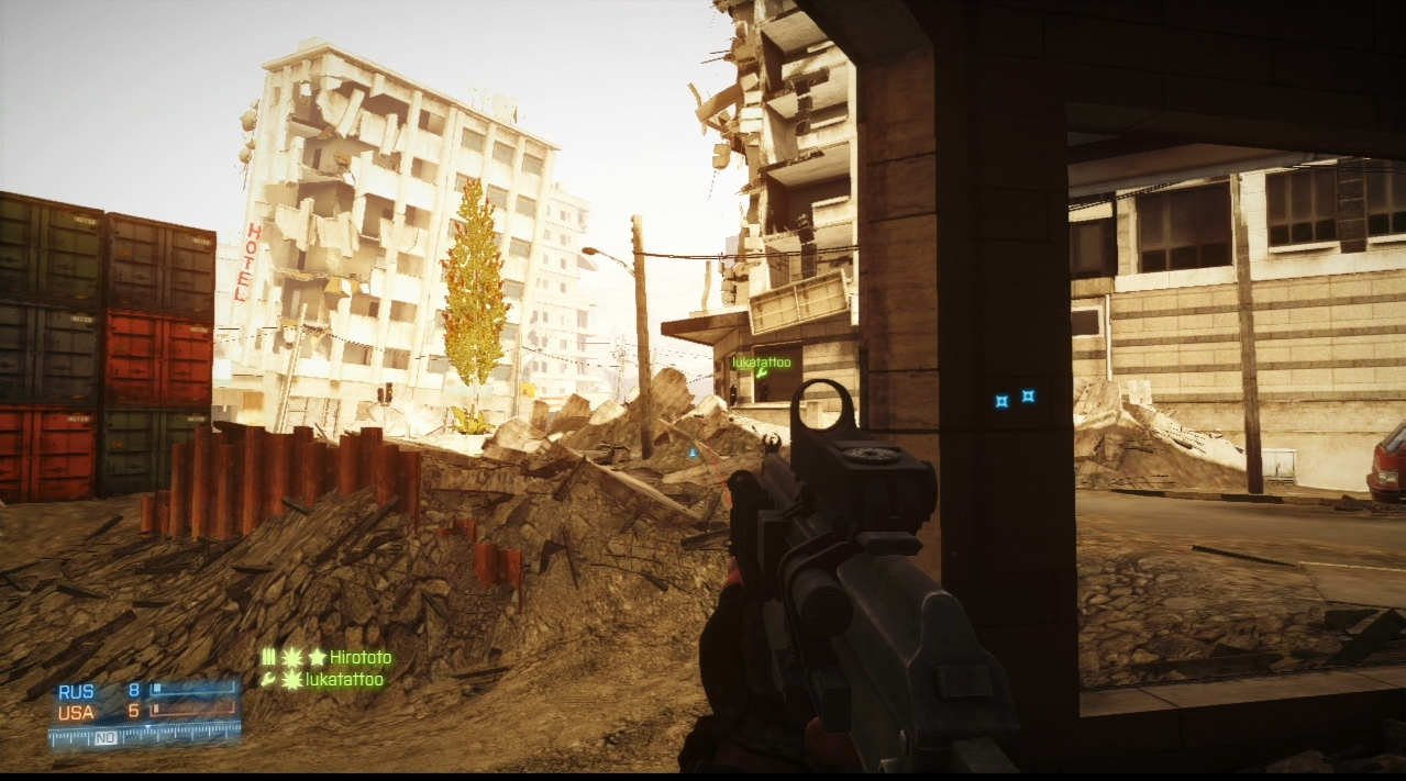 Battlefield 3 : Aftermath