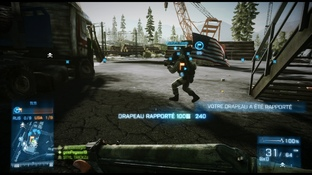 Test Battlefield 3 : End Game PlayStation 3 - Screenshot 5