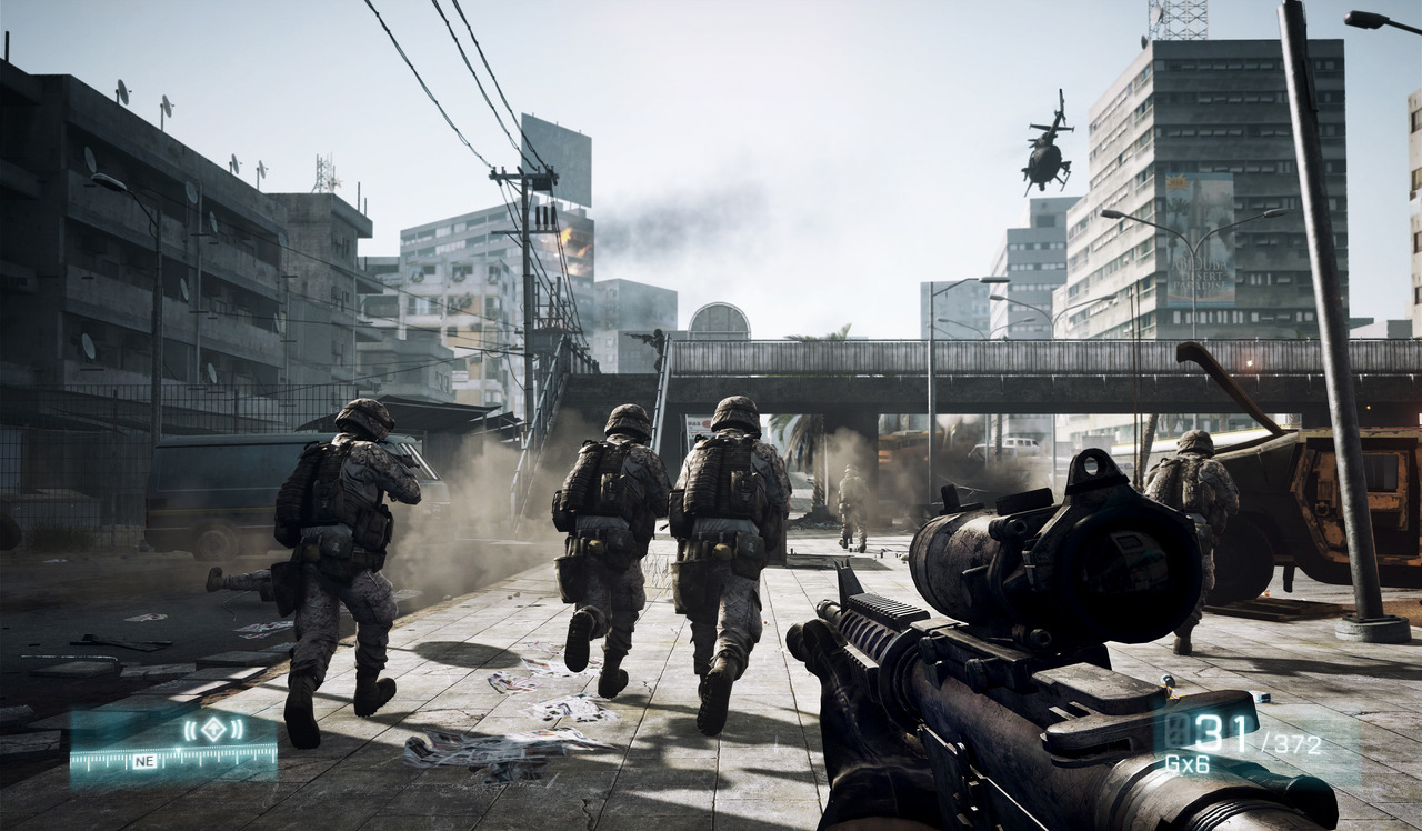 Battlefield 3- Playstation 3