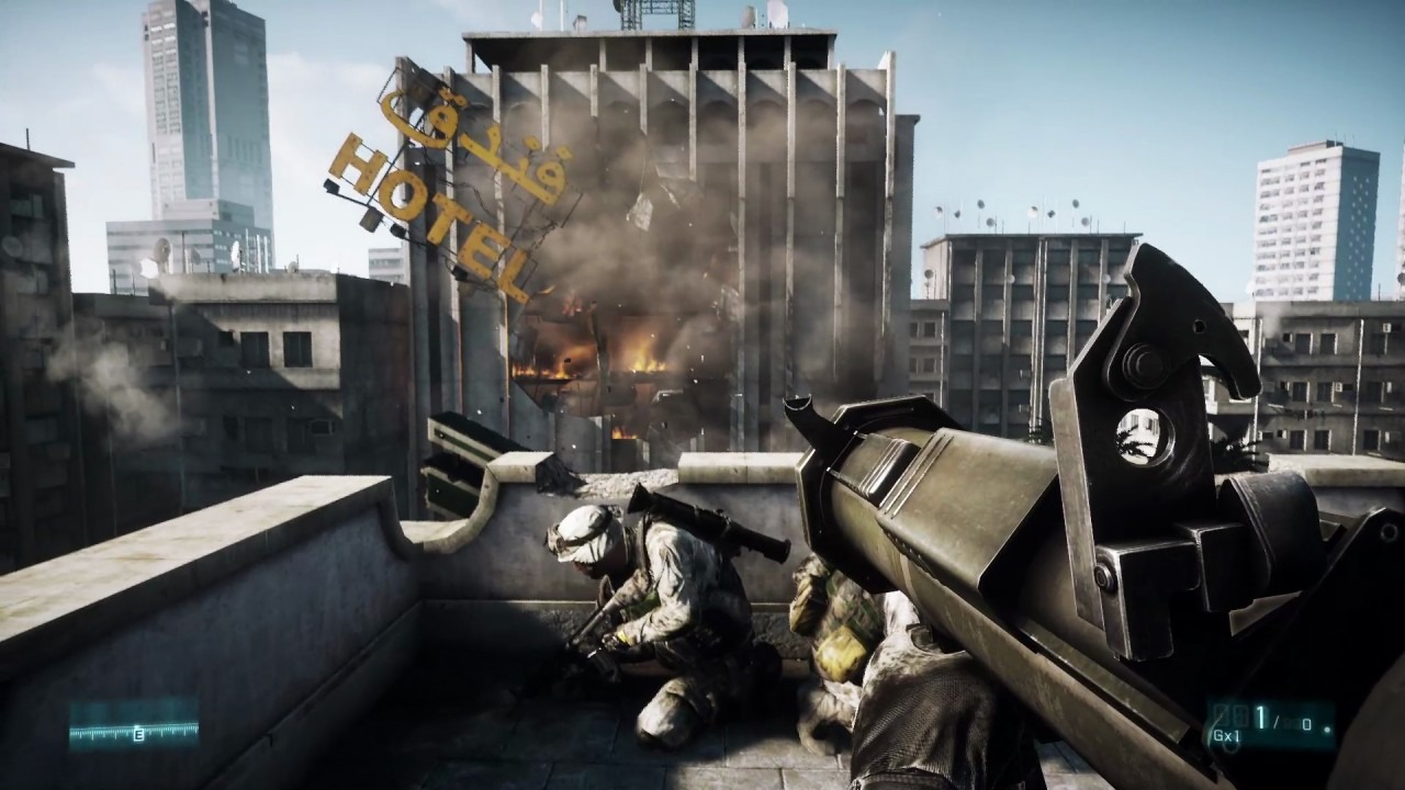 Naja: PS3 Games : Battlefield 3 { 13GB }