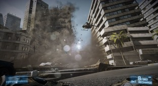 Test Battlefield 3 PlayStation 3 - Screenshot 116