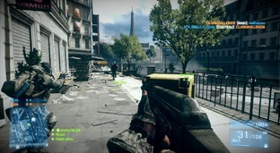 Test Battlefield 3 PlayStation 3 - Screenshot 117
