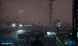 Battlefield 3 PS3 - Screenshot 238