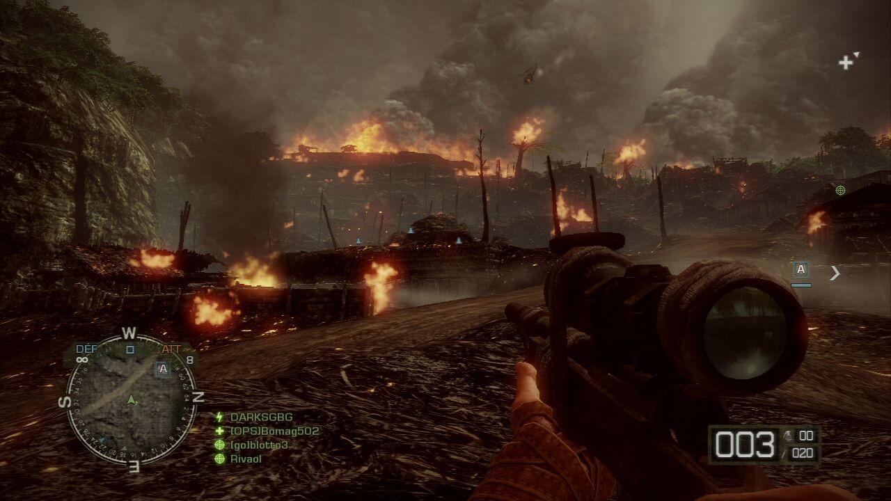 Battlefield Bad Company 2 Vietnam (PC-Ключ / PC-Диск) .