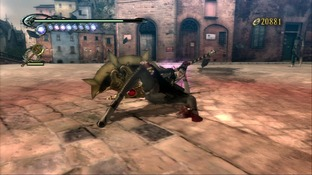 Test Bayonetta PlayStation 3 - Screenshot 564