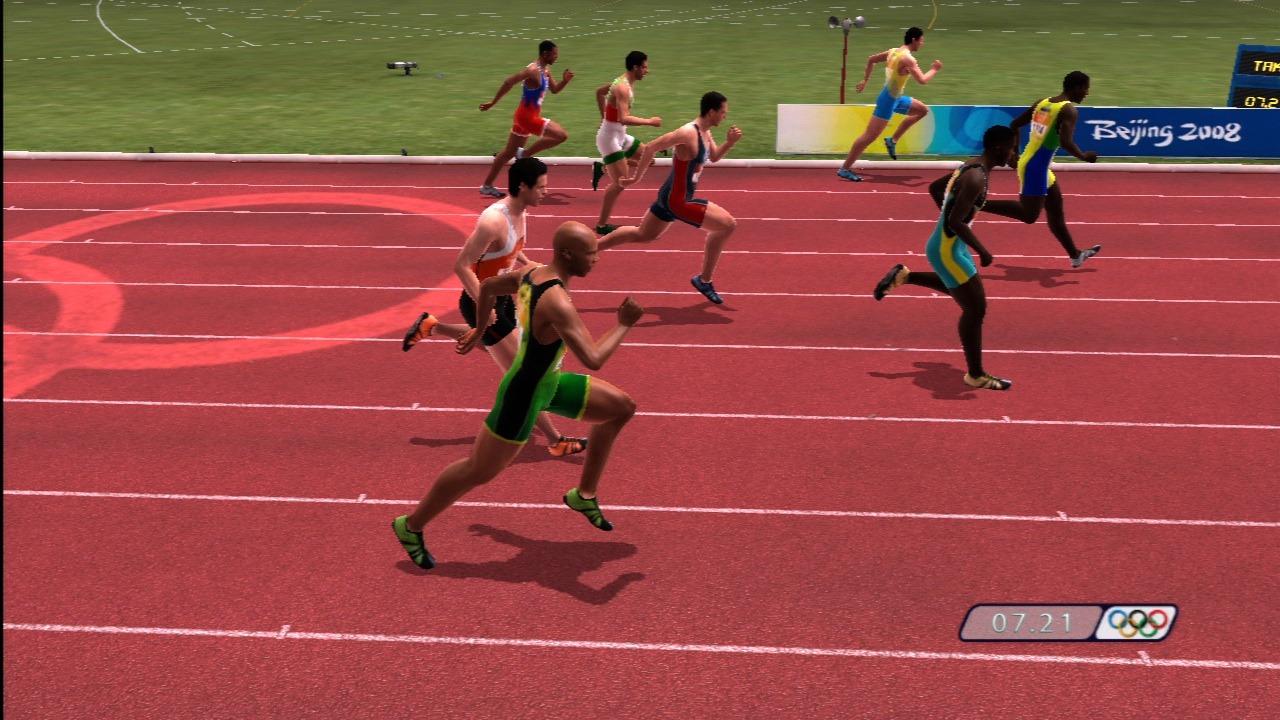 Beijing 2008 : Le Jeu Vidéo Officiel des Jeux Olympiques