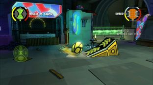 Test Ben 10 Omniverse PlayStation 3 - Screenshot 6