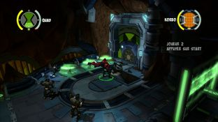 Test Ben 10 Omniverse PlayStation 3 - Screenshot 9