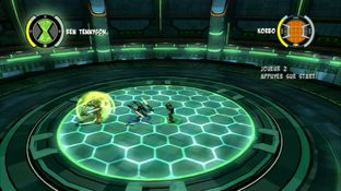 Test Ben 10 Omniverse PlayStation 3 - Screenshot 10
