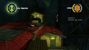 Test Ben 10 Omniverse PlayStation 3 - Screenshot 11