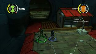 Test Ben 10 Omniverse PlayStation 3 - Screenshot 12