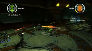Test Ben 10 Omniverse PlayStation 3 - Screenshot 13