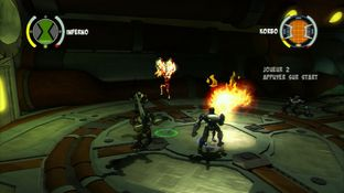 Test Ben 10 Omniverse PlayStation 3 - Screenshot 14