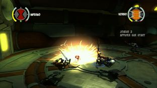 Test Ben 10 Omniverse PlayStation 3 - Screenshot 15