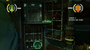 Test Ben 10 Omniverse PlayStation 3 - Screenshot 17