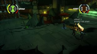 Test Ben 10 Omniverse PlayStation 3 - Screenshot 18