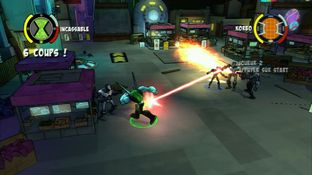 Test Ben 10 Omniverse PlayStation 3 - Screenshot 19
