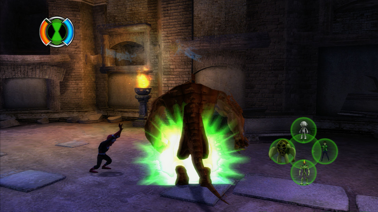 download game of ben 10 ultimate alien