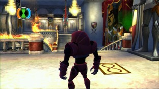 Test Ben 10 Ultimate Alien : Cosmic Destruction PlayStation 3 - Screenshot 23
