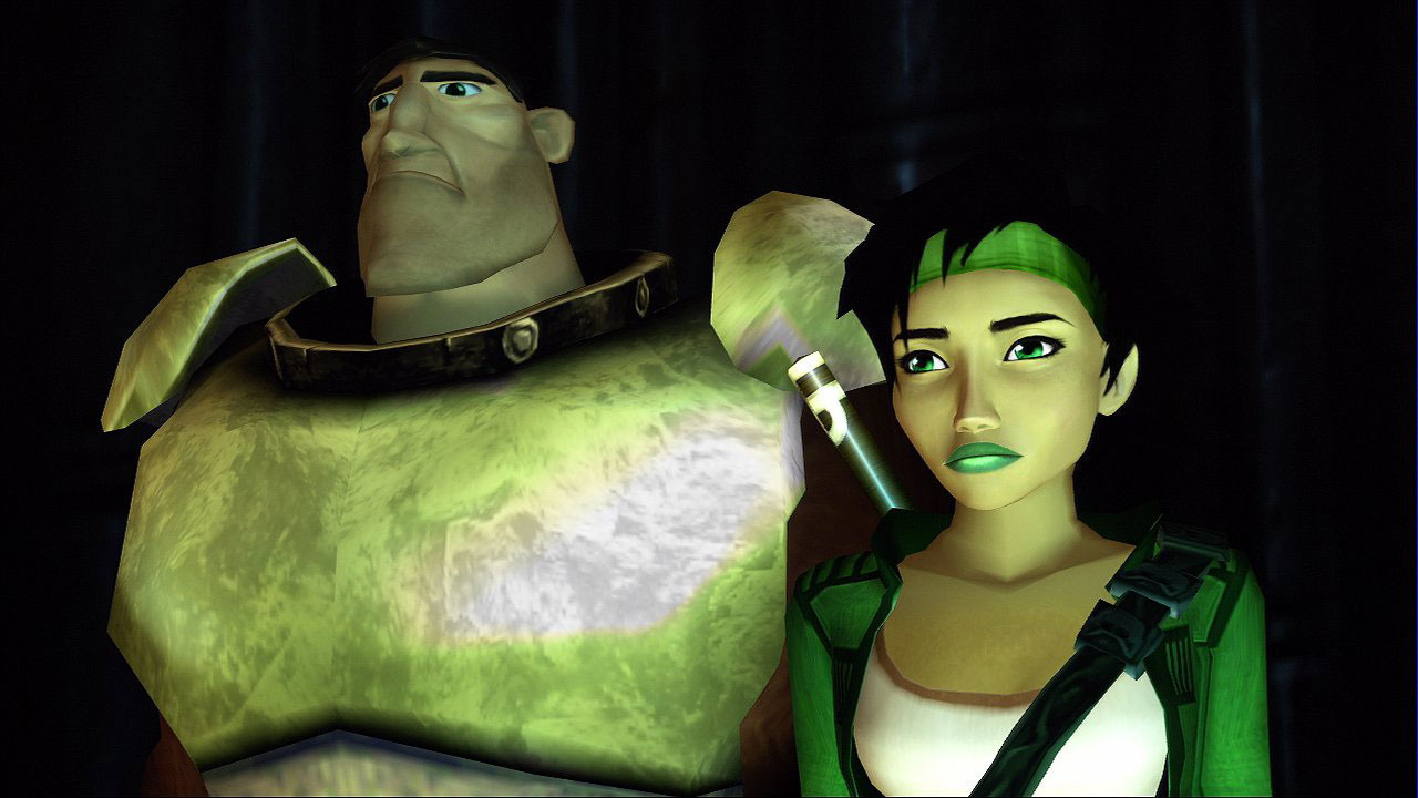 Images Beyond Good & Evil HD PlayStation 3 - 16