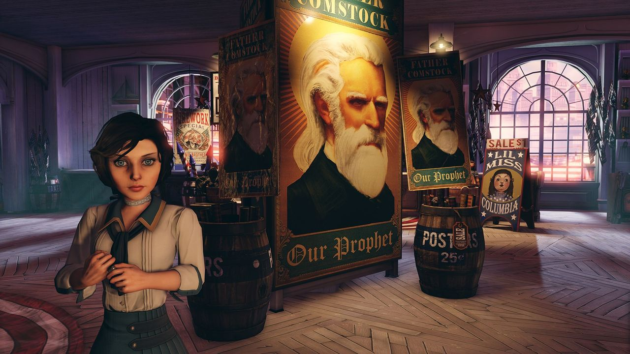 Images Bioshock Infinite PlayStation 3 - 57