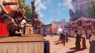 Test BioShock Infinite PlayStation 3 - Screenshot 75