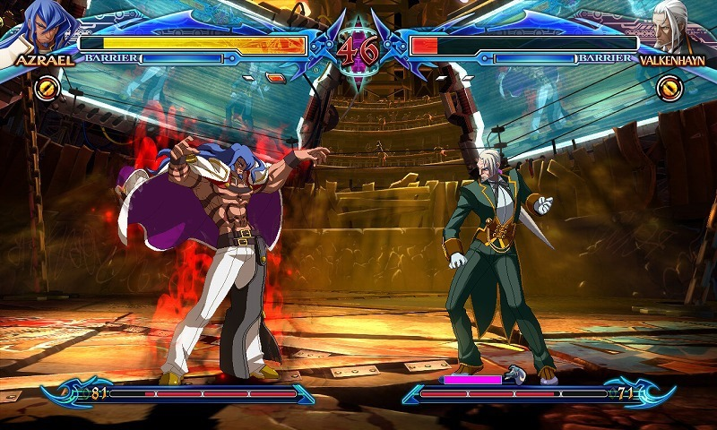 Images BlazBlue Chrono Phantasma PlayStation 3 - 16