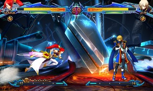 Images de Blazblue Chrono Phantasma