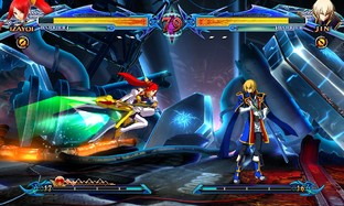 BlazBlue Chrono Phantasma PlayStation 3
