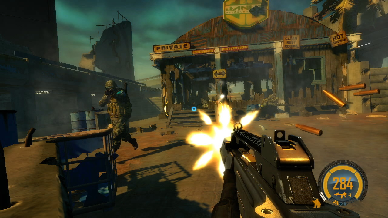 Bodycount- Playstation 3
