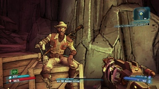 Test Borderlands 2 : La Chasse au Gros Gibier de Sir Hammerlock PlayStation 3 - Screenshot 22