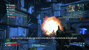 Test Borderlands 2 : La Chasse au Gros Gibier de Sir Hammerlock PlayStation 3 - Screenshot 25